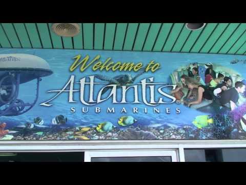 Atlantis Submarines - Barbados