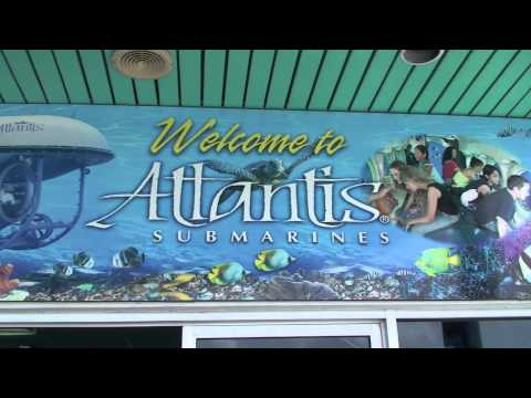 Atlantis Submarines - Barbados