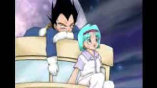 vegeta and bulma my alien