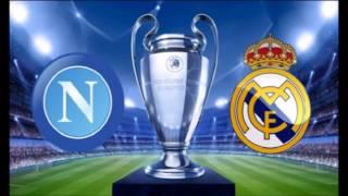 Прогноз на матч Наполи - Реал Мадрид