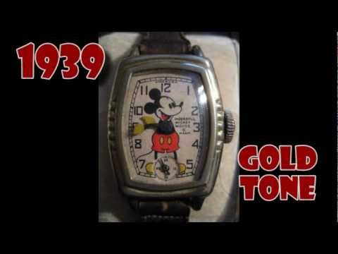 My Mickey Mouse Watch Collection