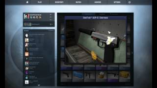 Counter Strike Global Offensive   Trading To A Knife Part 1   Blood In The Water  