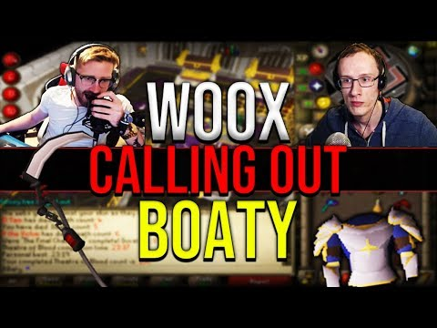 Woox Calls Out B0aty, He Gets Taken Out For Max Gear, He Cant Believe It OSRS