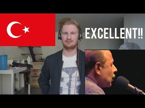 (EXCELLENT!!) NEŞET ERTAŞ Gönül Dağı // TURKISH MUSIC REACTION