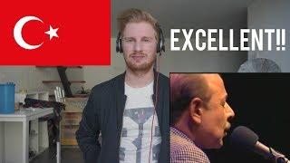 (EXCELLENT!!) NEŞET ERTAŞ Gönül Dağı // TURKISH MUSIC REACTION Video