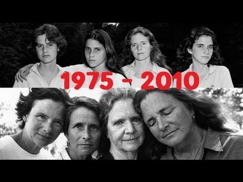 El paso del tiempo sobre 4 hermanas fotos de 1975 al - El tiempo dos hermanas aemet ...