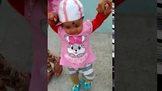 Little walking baby  | Baby Walking for the First Time