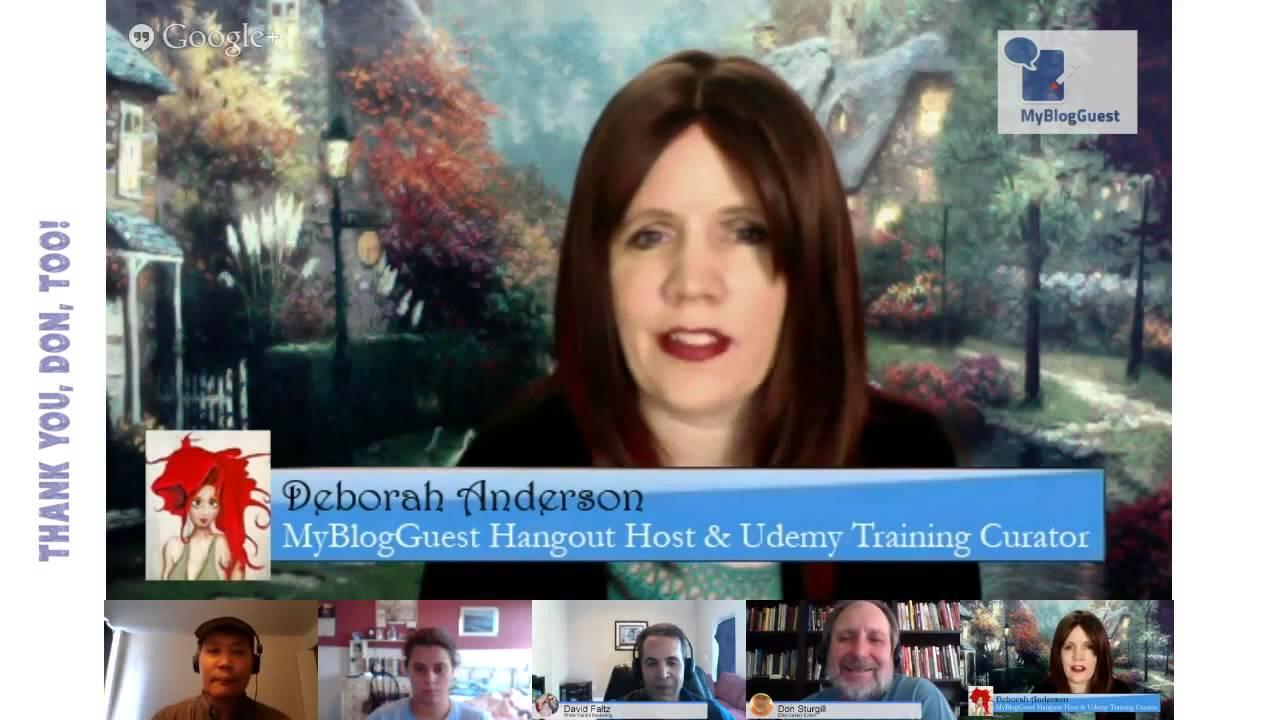 Guest Blogging Talk at MyBlogGuest - September Takeaways