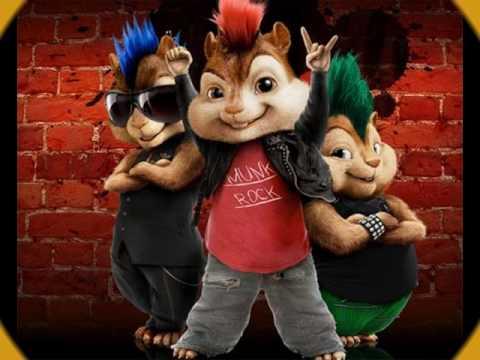 Alvin and The  Atzen Chipmunks - Hey das geht ab