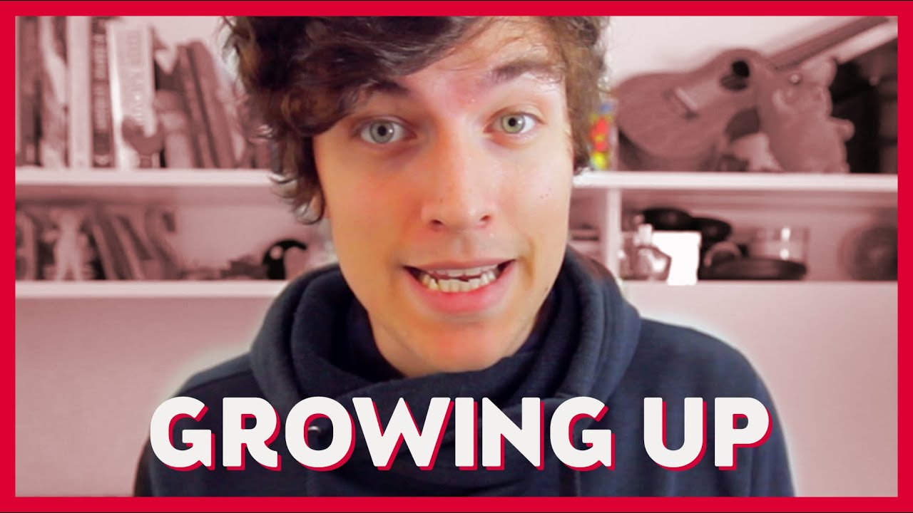 Growing Up | KickthePJ | Rise Above