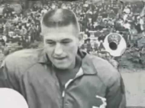 Johnny Unitas (on Baltimore Colts fans)