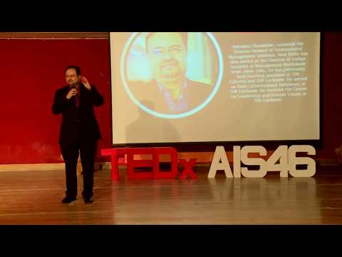 Breaking Barriers | Debashish Chatterjee | TEDxYouth@AISGurgaon46