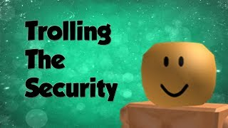 Roblox Trolling The Terrible Security at Hilton Hotels