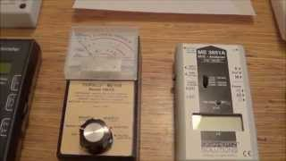 Video EMF Meter - EMF Measurement - Basic Education: Using the Correct EMF Meter download MP3, 3GP, MP4, WEBM, AVI, FLV November 2017