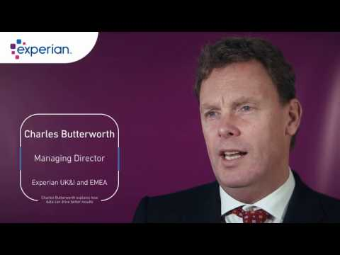 Charles Butterworth explains how data can drive better results