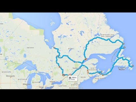 GGC - 4 - Eastern Canada Road Trip