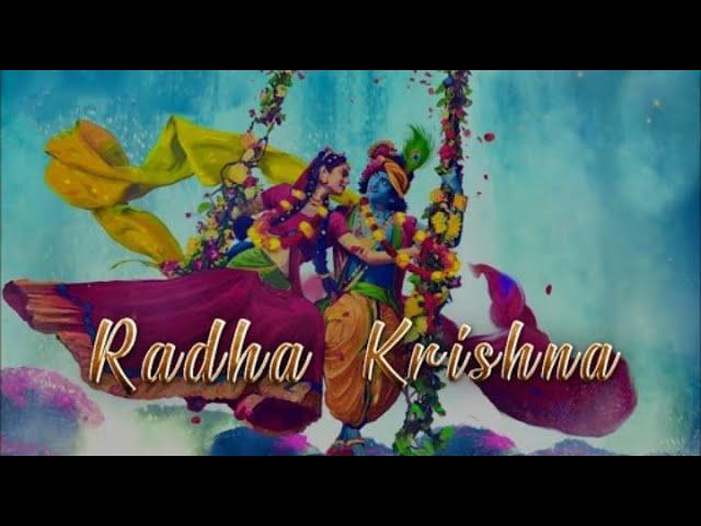 Radha Krishna Star Bharat Serial Heart Touching Flute Music Rudraksh Pathak 