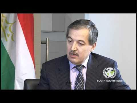 Interview with Sirodjidin Aslov Ambassador of Tajikistan to the UN Part 1