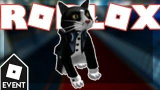 [EVENT] Cara Mendapatkan Tuxedo Cat Di Roblox Bloxy Event