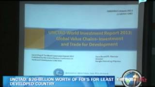 [NewsLife] UNCTAD: $26-B worth of FDI
