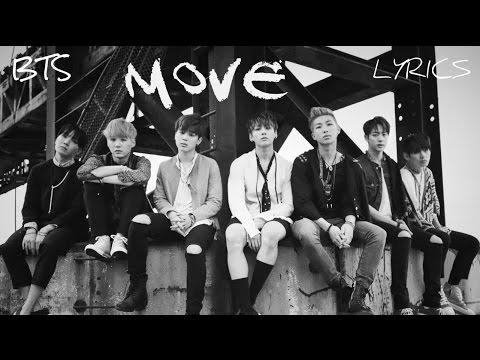 BTS (방탄소년단) - ' 이사 (Move)' [Han|Rom|Eng lyrics]
