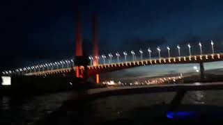 bolte bridge at night
