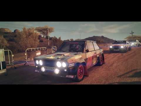 Dirt 3 Complete Edition : ah good old... 70s in Africa