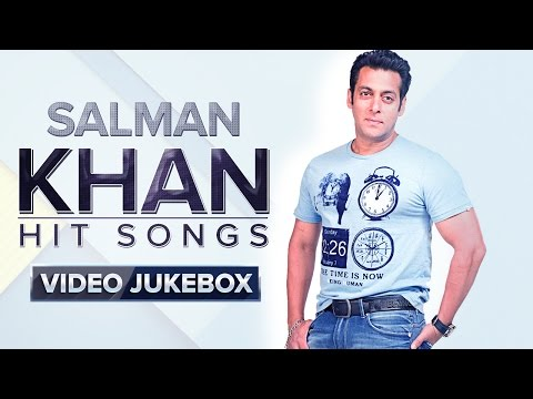 Salman Khan Hit Songs | Video Jukebox