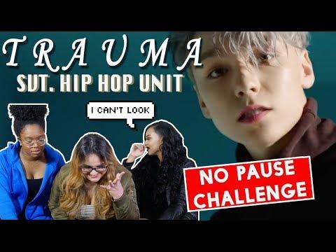 SEVENTEEN HIP HOP UNIT TRAUMA MV REACTION | NO PAUSE CHALLENGE || TIPSY KPOP