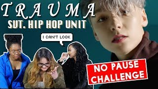 Video SEVENTEEN HIP HOP UNIT TRAUMA MV REACTION | NO PAUSE CHALLENGE || TIPSY KPOP download MP3, 3GP, MP4, WEBM, AVI, FLV Juli 2018