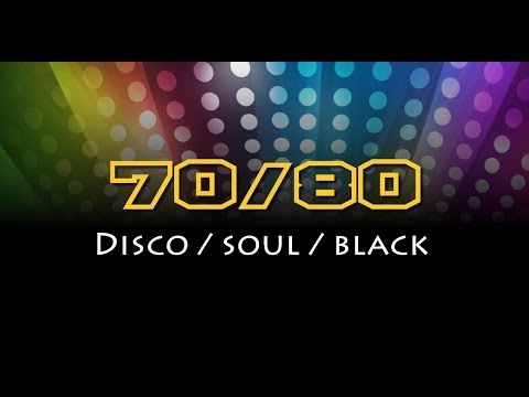 Discoteka - Disco Soul Black 70's e 80's mix