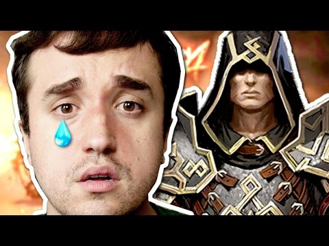 A VIDA E MORTE DE FOSTRIN! - Dungeon Hunter 5