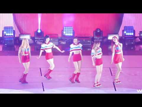 [FullHD] Red Velvet - Red Flavor 1st Stage - SMT in Seoul 2017