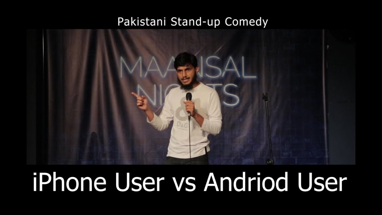 Download iPhone User Vs Android User   Stand Up Comedy   Maansal Tv