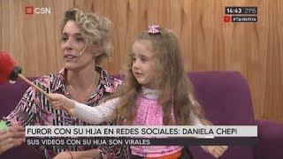 Tarde XTRA: Daniela Chepi, furor con su hija en redes sociales