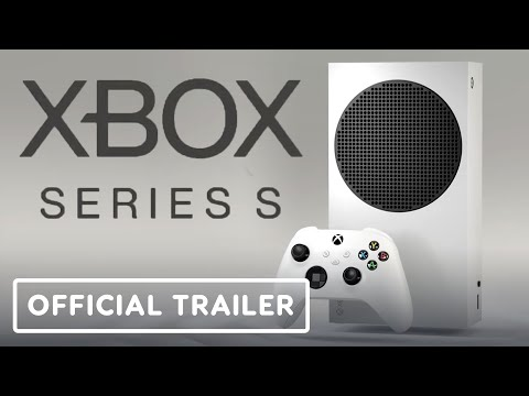 Xbox Series S - Official World Premiere Console Trailer