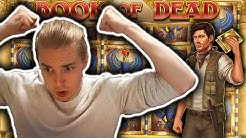 HUGE BIG WIN on BOOK OF DEAD - Casino Slots Big Wins