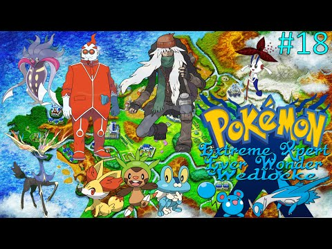 Let's Play Pokemon X Extreme Xpert Ever Wonder Wedlocke:  Part 18 - A Scientific Power Play