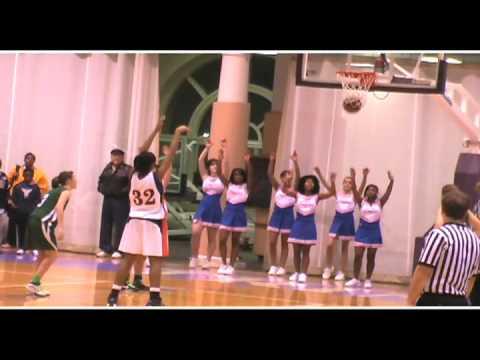 Grace Brethren Christian School vs Oakcrest (2009 PVAC Basketball Finals)
