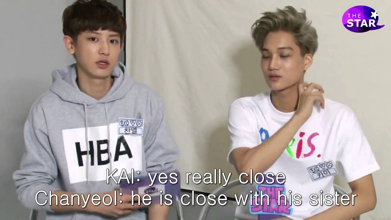 eng sub 130830 the star interview exo kai eng sub 130830 the star interview exo kai