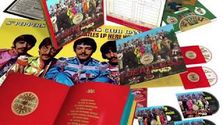What's been buggin' me about the new Sgt Pepper 2017 remix
