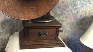 1905 IN MY MERRY OLDSMOBILE By Billy Murray Played On Victor III Phonograph Automobile Song