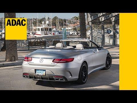 Mercedes S Klasse Cabrio / Coupé im Motorwelt-Check  | ADAC 2017