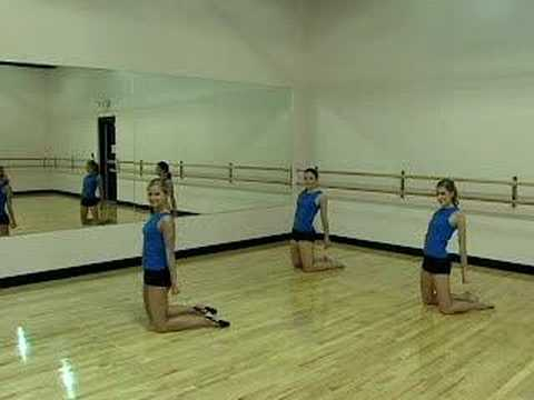 how to do a switch leap in dance