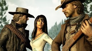 Call of Juarez: Bound in Blood Movie Cutscenes