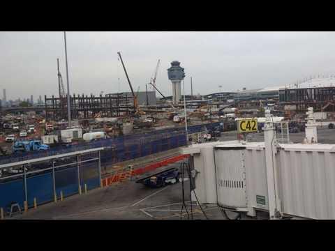 LaGuardia Airport Construction 2