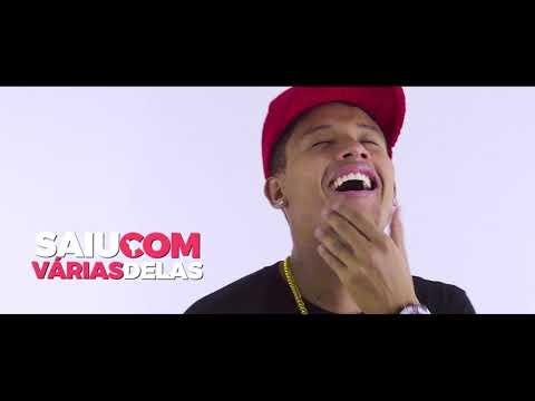 MC CL - Eu Amo Mandela (Lyric Vídeo)