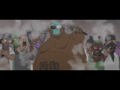 MFKZ (Mutafukaz) - Gang And Shootout Scenes (Spoilers)