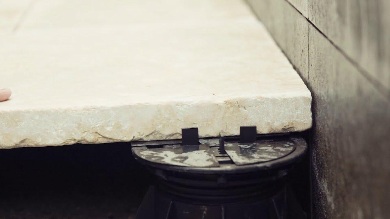 Terrassenplatten Mediterranes Flair Fur Ihren Dachgarten Youtube