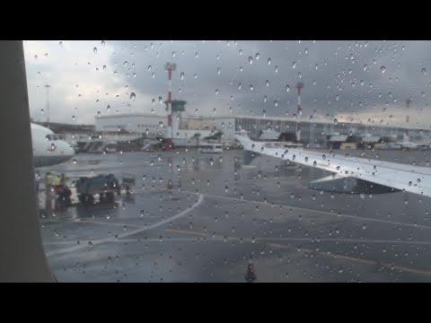 Germanwings flight (4U 8679) from Heraklion to Berlin-Tegel: Takeoff